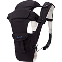 Cylen 5 in 1 Baby Carrier Featuring a Hip Seat and Hood