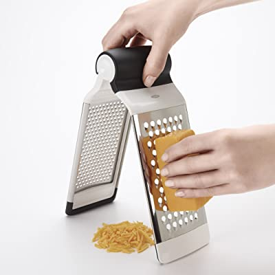 OXO Good Grips Two-Fold Grater Via Amazon