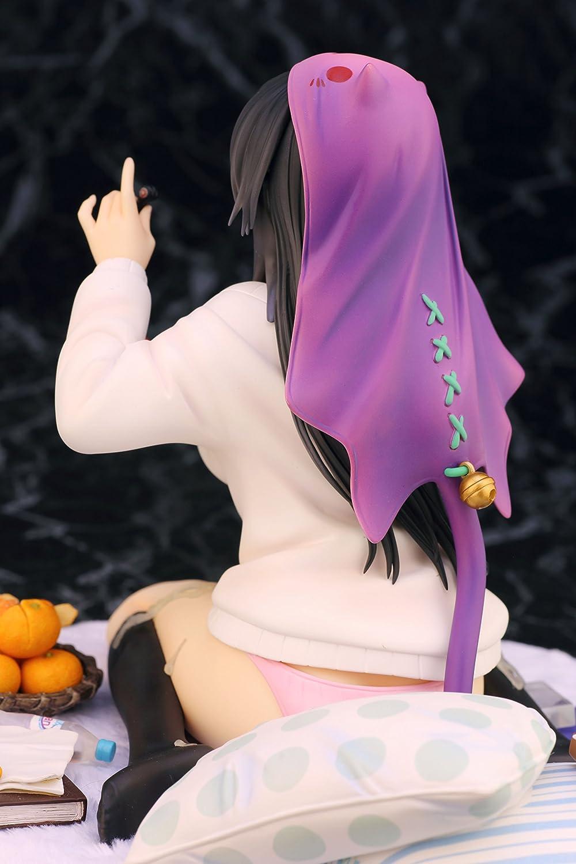 SKYTUBE HOT MILK GIRL Illustrated by 鬼月あるちゅ 1/6スケール PVC製 塗装済み 完成品 フィギュア