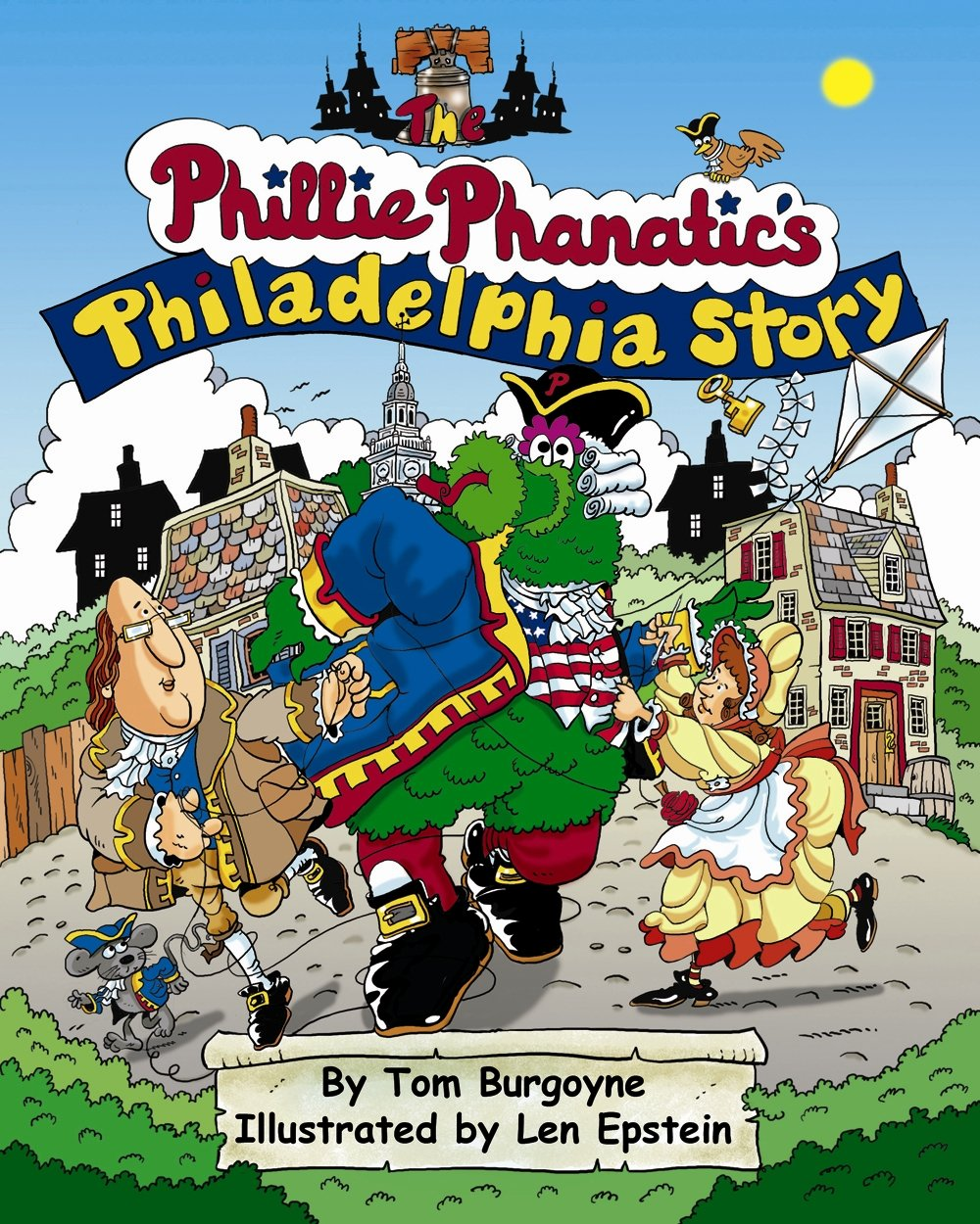 Philly Phanatic Friends The Phillie Phanatic's