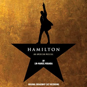 Hamilton: An American Musical (Original Broadway Cast Recording) (2 CD)