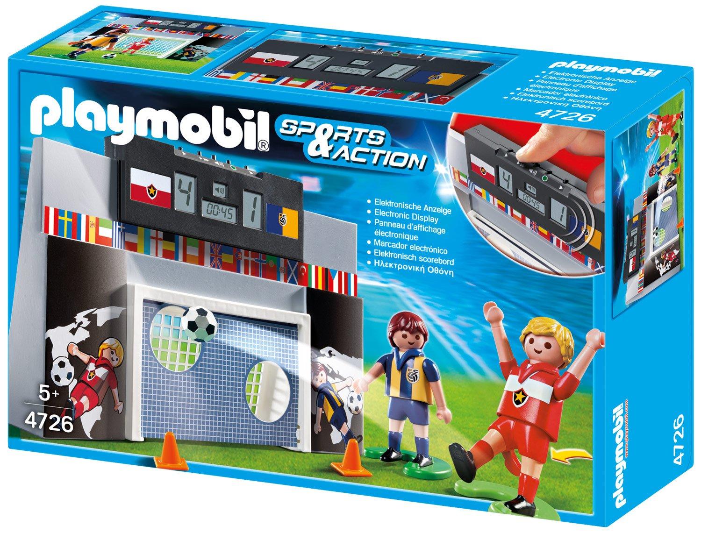 playmobil torwand mit anzeige 4726 preisvergleich. Black Bedroom Furniture Sets. Home Design Ideas