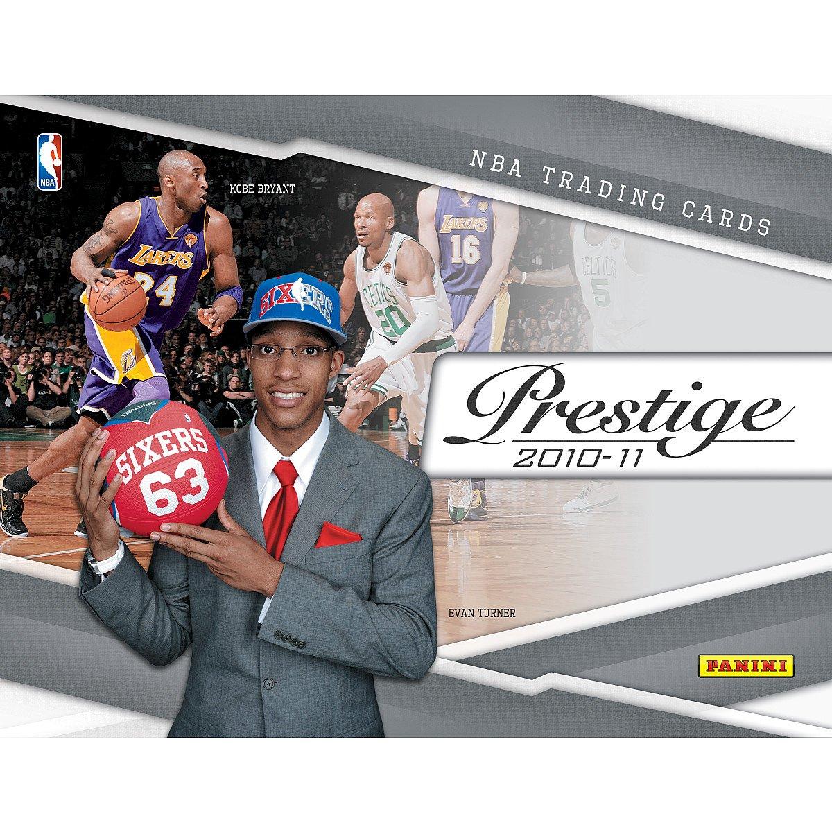 2010/11 Panini Prestige Basketball Hobby Box NBA