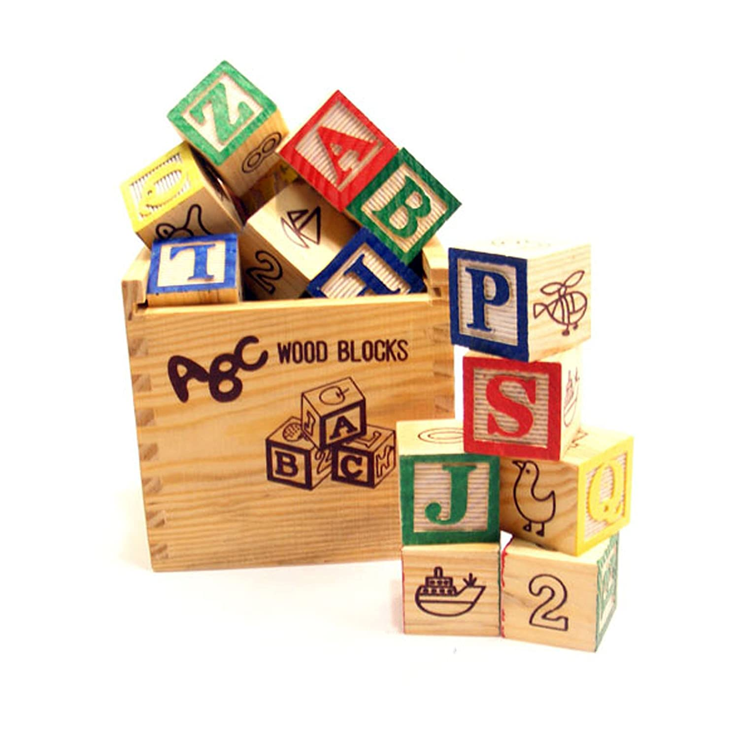 buy tootpado 27 pcs abc 123 wooden blocks letters numbers with box storage case online at low prices in india amazonin
