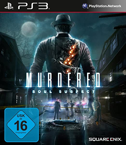 Murdered: Soul Suspect, PS3