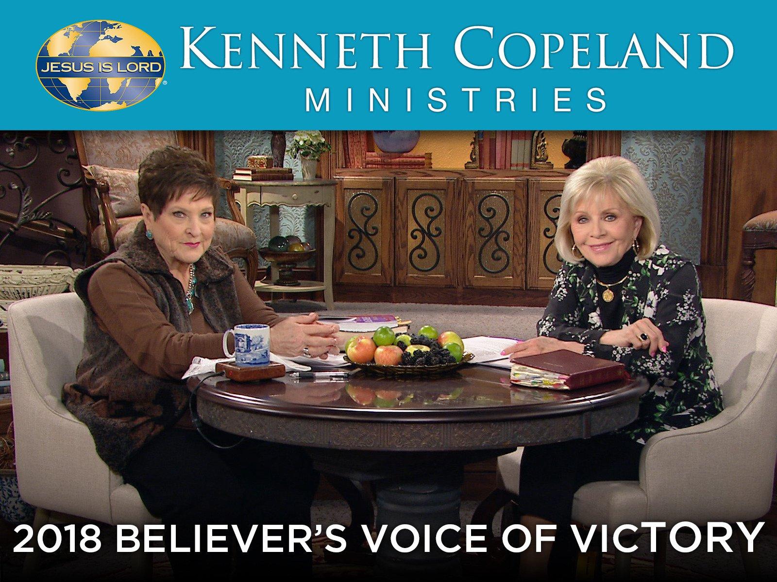 Kenneth Copeland 2018 - Season 9