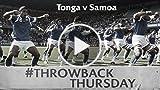 FACE OFF: Tonga Showdown with Samoa