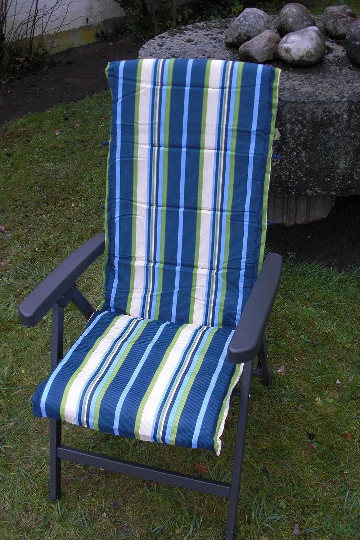 Doppler Textilen Hochlehner Niederlehner Auflage 1233, blau grün gestreift online bestellen
