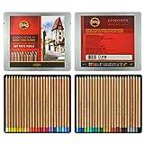 Koh-i-noor Gioconda - 48 Soft Pastel Pencils. 8829