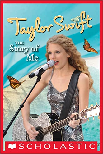 Taylor Swift: The Story of Me written by Riley Brooks