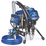 Graco Ultra Max II 490 PC Pro Electric Airless Paint Sprayer, Stand 17E852