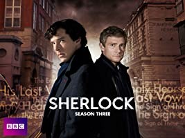 Sherlock, Season 3 [HD]