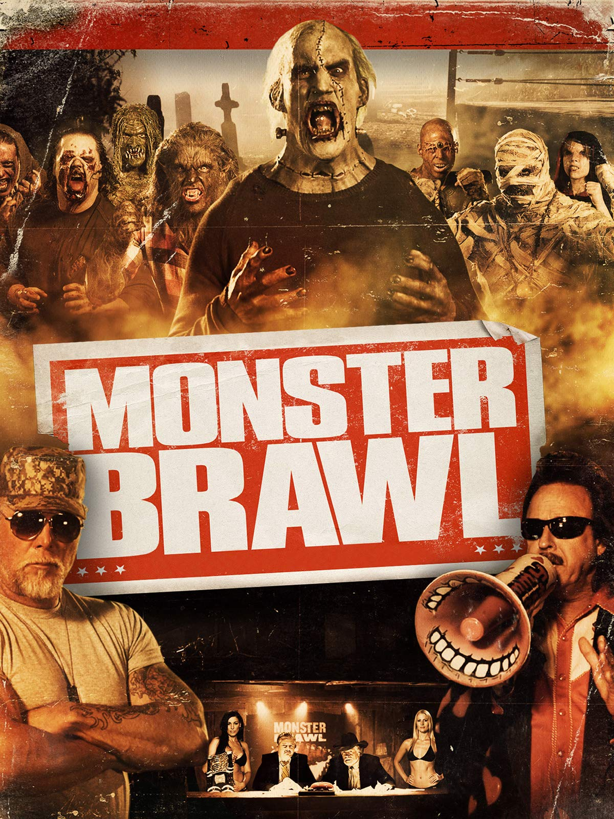 Monster Brawl on Amazon Prime Video UK