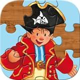 Puzzlespaß mit Capt'n Sharky