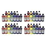 Sax True Flow Heavy Body Acrylic Paint Set, Pints, Assorted Colors, Set of 12 (F?ur ???k) (Tamaño: F?ur ???k)