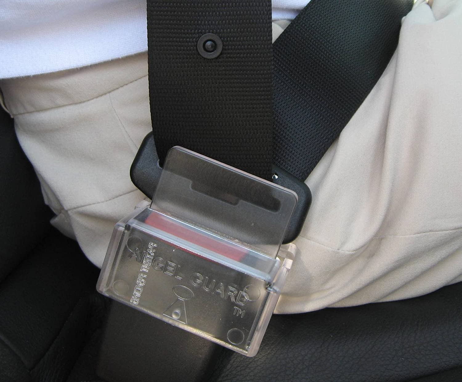 Safety Buckle Guard Angel Guard Seat Belt Buckle