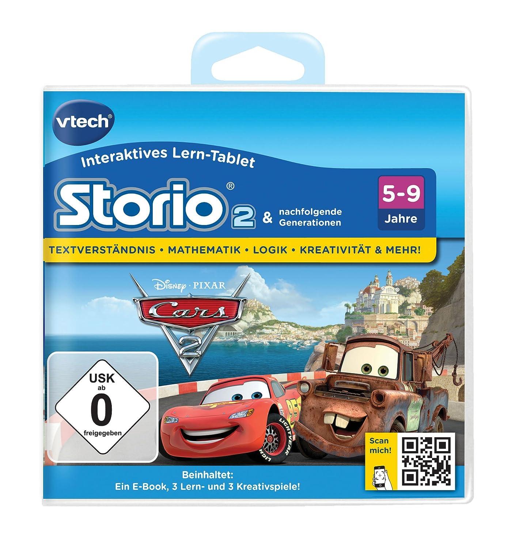 VTech 80-230104 – Lernspiel Cars 2 (Storio 2, Storio 3S) günstig kaufen