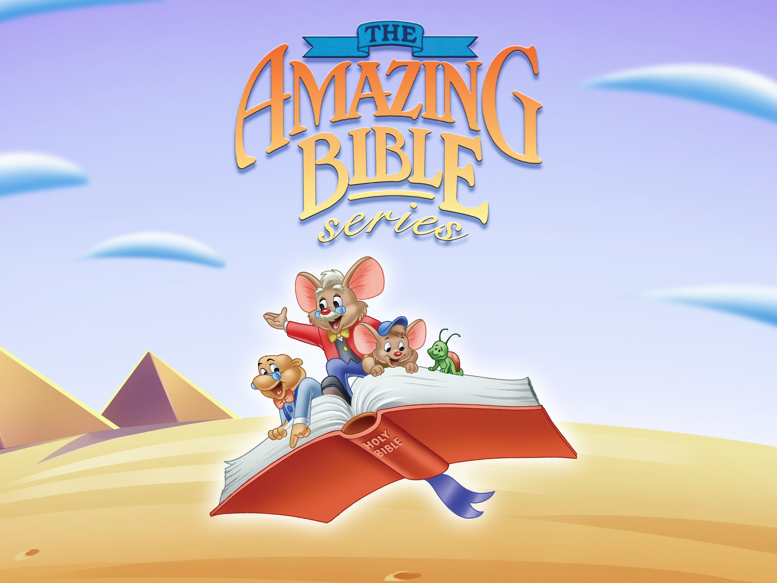The Amazing Bible Series - Season 1