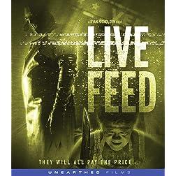 Live Feed [Blu-ray]