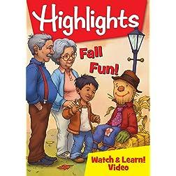 Highlights: Fall Fun!