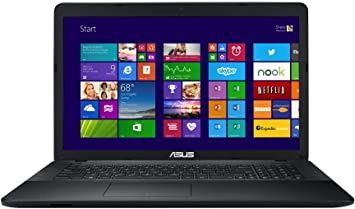 "ASUS F751MA-TY258H - 17.3"" - Celeron N2840 - Windows 8.1 64 bits - 8 Go RAM - 1 To HDD"
