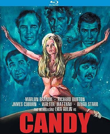 Candy (1968) [Blu-ray]