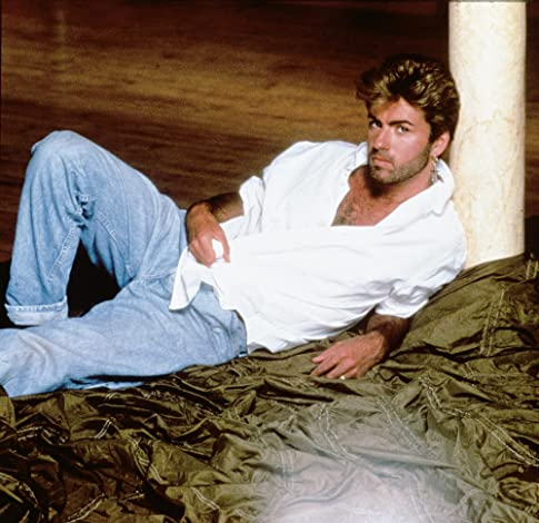 Image result for george michael Last Christmas pic