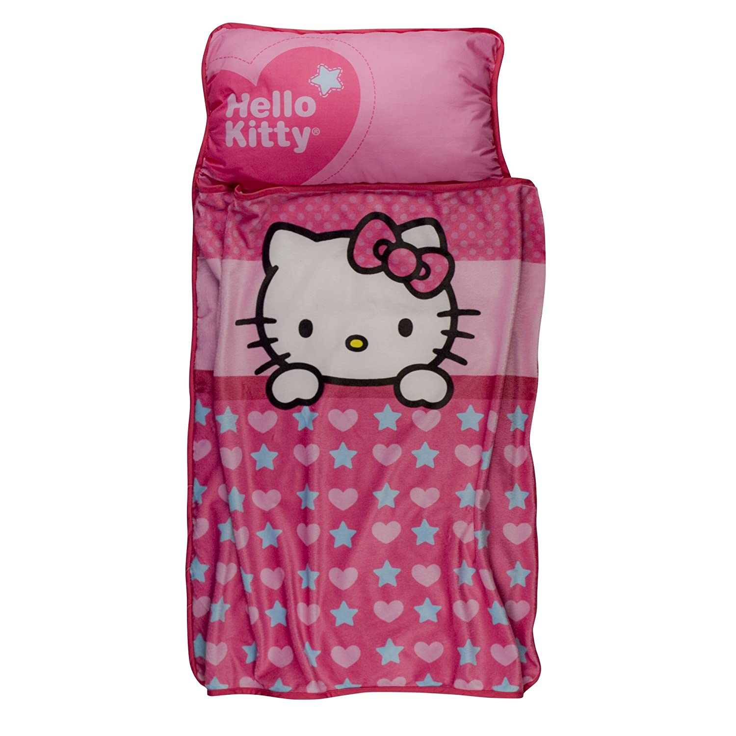 Diary of a wimpy kid collector s hello kitty folding chair adult - Lambs Ivy Nap Mat Hello Kitty Garden