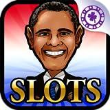 SLOTS: Obama Slots! Spielen Echt Las Vegas Casino Spielautomaten Kostenlos täglich! Laden Sie neues Spiel für das Jahr 2015 auf Android und Kindle! Spiele die besten Spielautomaten online oder offline! Große Gewinne, Jackpots, Boni!