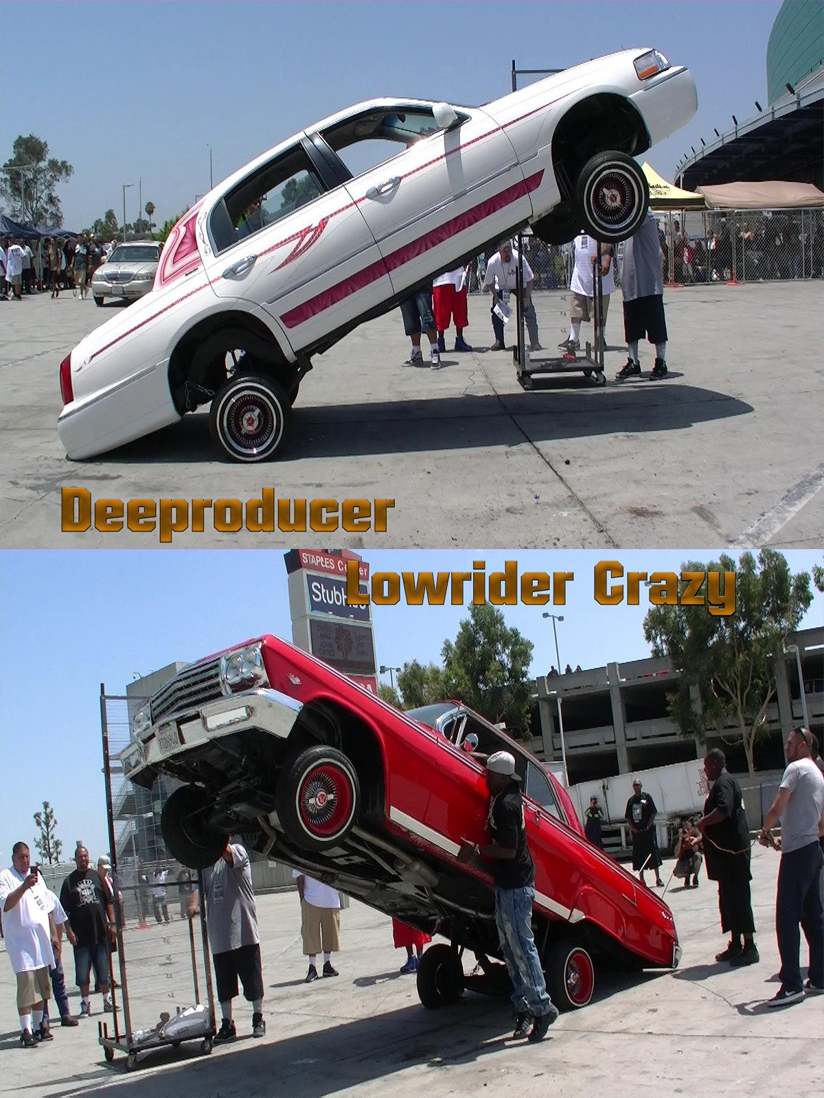 Deeproducer Lowrider Crazy on Amazon Prime Instant Video UK