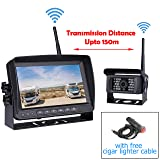 Car Digital Wireless Backup System for Truck RV Camper Vans Trailer, 7