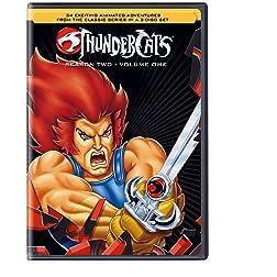 Thundercats: S2 V1 (RPKG/DVD)