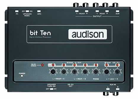 Audison BitTen Processeur de son