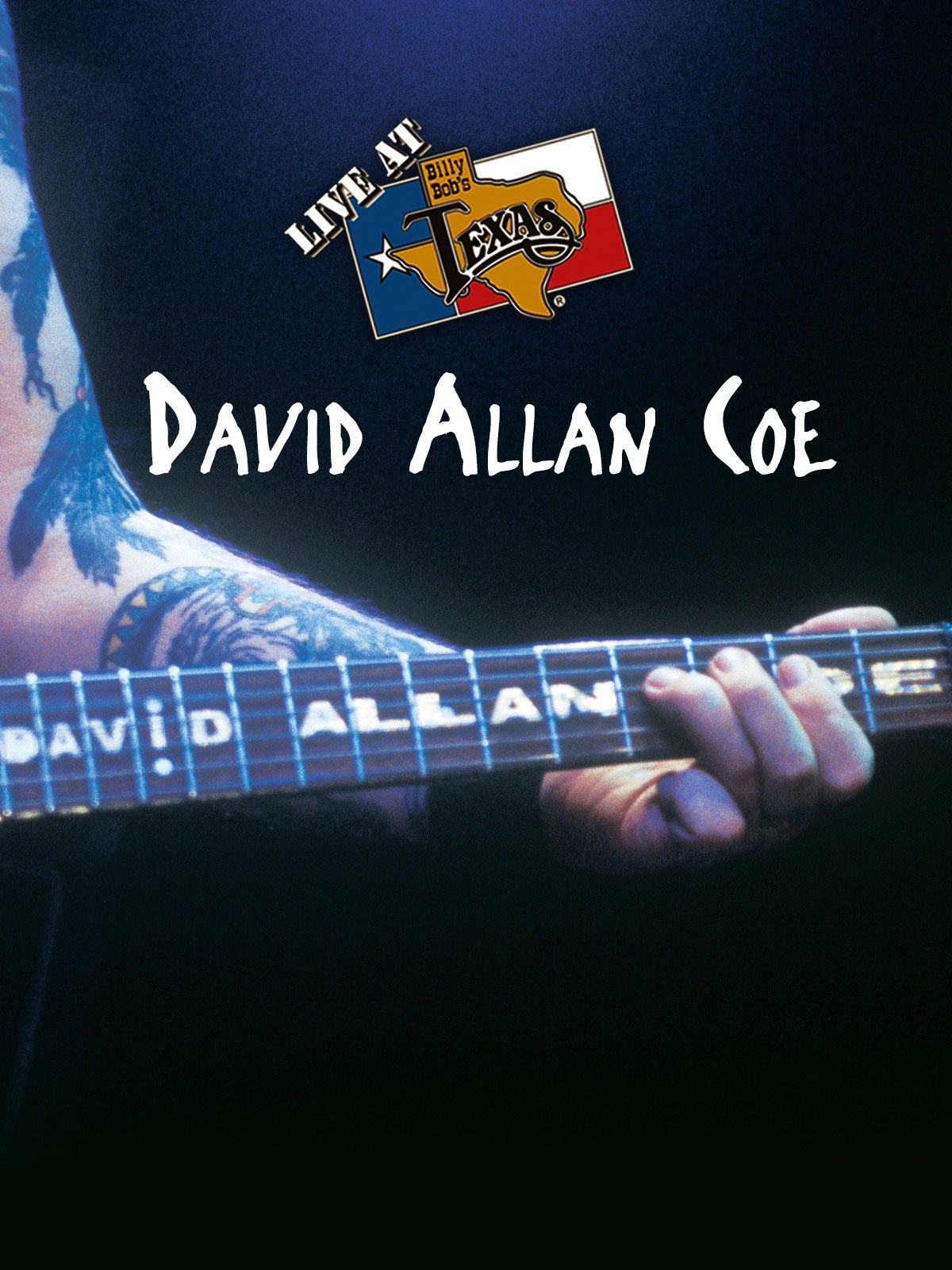 Live at Billy Bob's Texas: David Allan Coe on Amazon Prime Instant Video UK