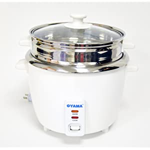 OYAMA rice cooker width=