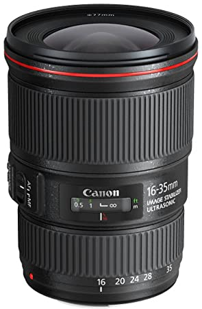 Canon Objectif EF 16-35 mm f/4.0 L IS USM