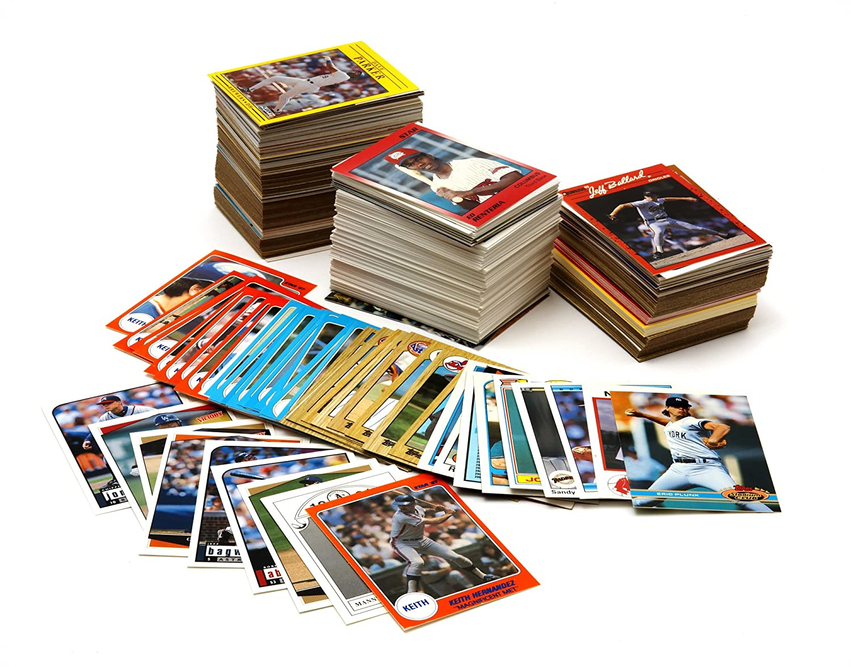 Baseball Card Collector Box