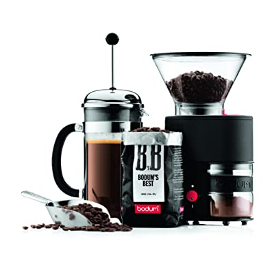 Bodum Bistro Electric Burr Coffee Grinder Via Amazon