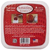Amazing Casting Products Amazing Remelt Clay Extruders, 2.5-Pound, Red (Color: Red, Tamaño: 2.5-Pound)