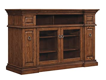 """Bell'O TC60-9741-C239 Waverly TV Stand for TVs up to 65"""", Premium Pecan"""