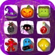 Halloween Drops - Match three puzzle from Bullbitz