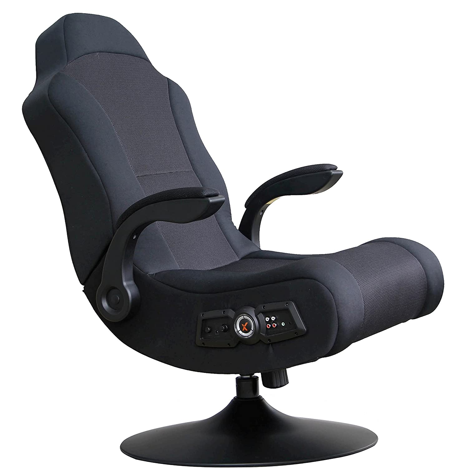 X Rocker 5142101 Commander 2.1 Audio Gaming Chair