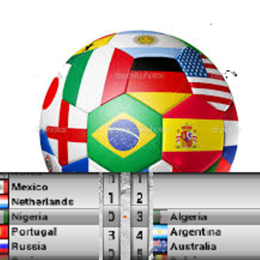 Football Match Result Goal Slot Game For Worldcup 14