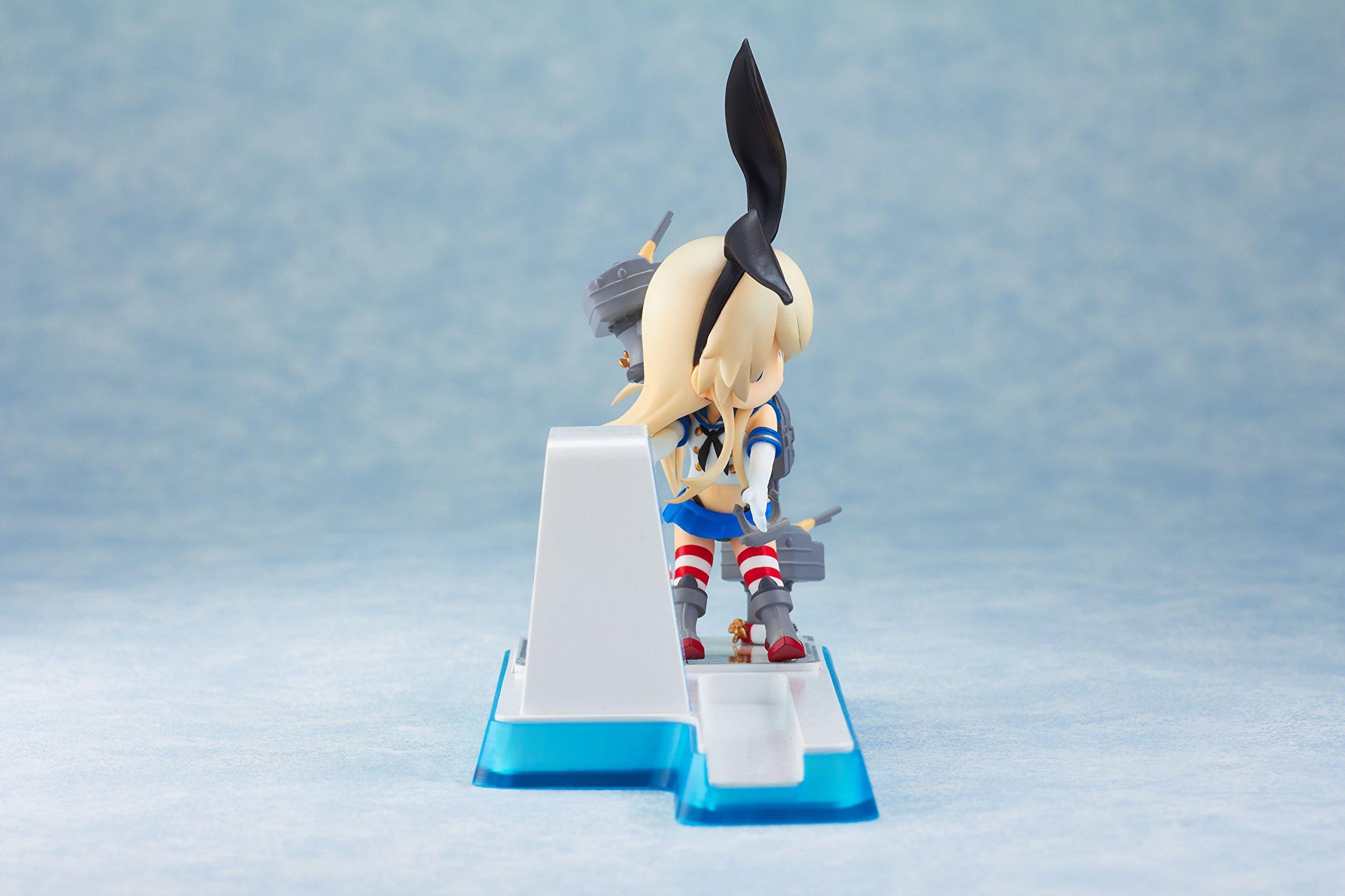 スマホスタンド美少女キャラクターコレクション No.04 艦これ 島風 (PVC製塗装済完成品) (PULCHRA)