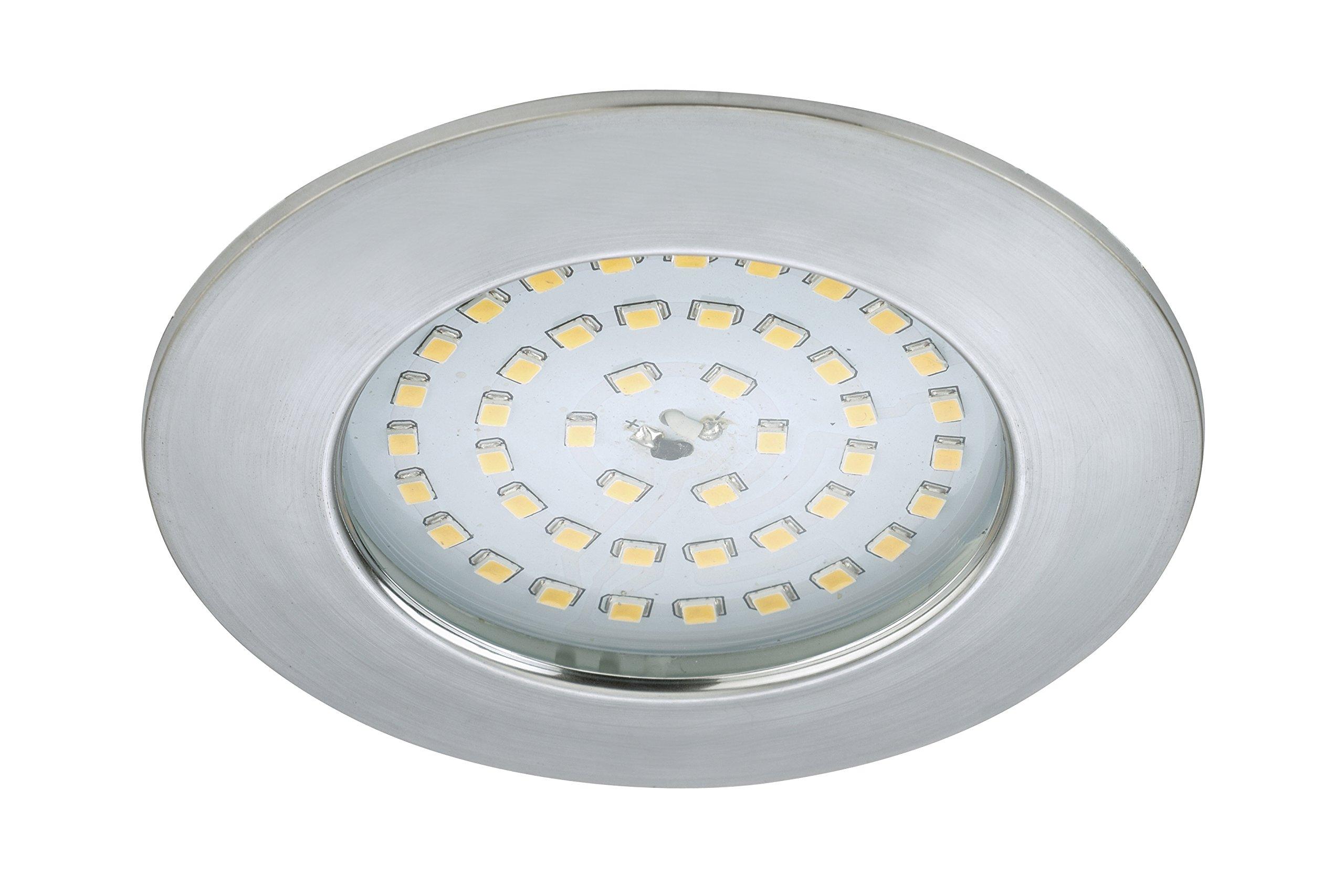 briloner leuchten led light bulb 10 5 w aluminium coloured 7206 019 ebay. Black Bedroom Furniture Sets. Home Design Ideas
