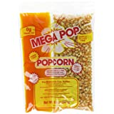 Gold Medal Products Co 24Ct  Coconut Oil Kit 2838 Popcorn (10.6oz of kernels; pre-measured for 8oz kettles) (Color: White, Tamaño: 24 Kits)