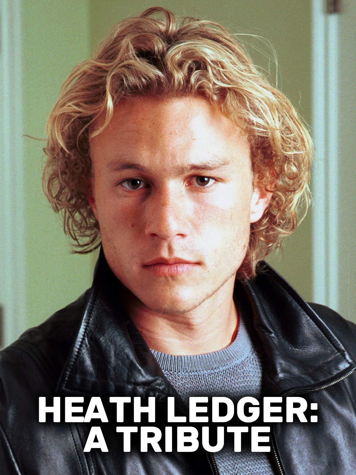 Heath Ledger: A Tribute on Amazon Prime Video UK