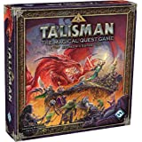 Talisman: The Magical Quest Game, 4th edition (Color: Multi-colored)