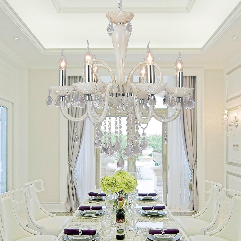 OOFAY LIGHT® Gehobenen und eleganten Wohnzimmer Glaskristalllampemit 6 Schlafzimmern Kristall-Kronleuchter Kristall-Kronleuchter Kristall-Kronleuchter Restaurant