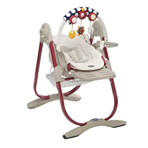 Chicco Polly Magic Newborn Pois Highchair       Babyreview and more description